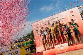 FIVB Beach Volleyball U23 World Championships 2014