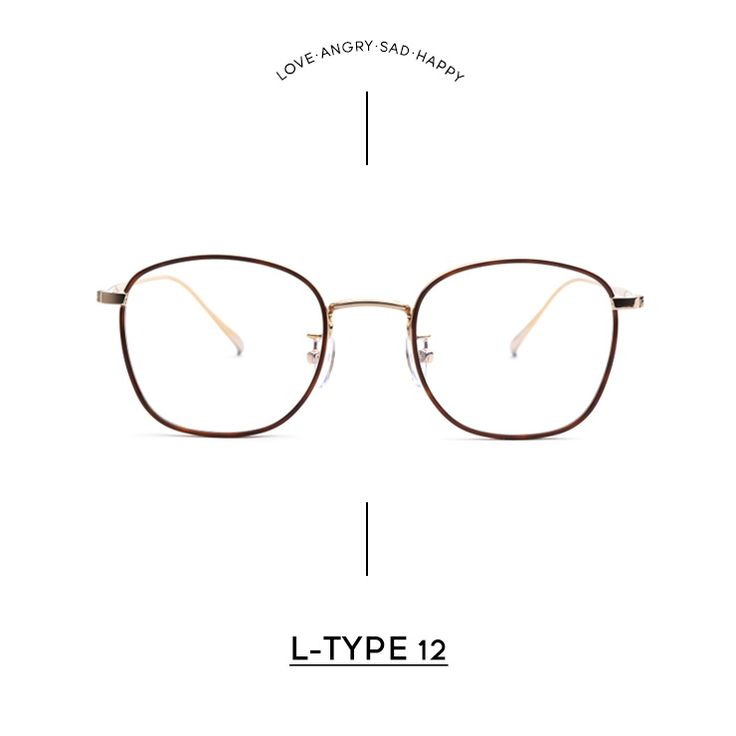 LASH GLASSES L-TYPE12