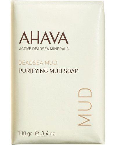 Dead Sea Mud Purifying Mud Soap 3.4 oz