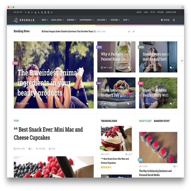 sparkle-clean-magazine-wordpress-theme