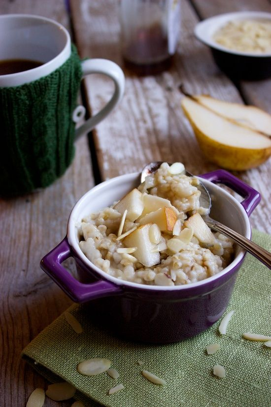The New Instant Oatmeal (Overnight Steel Cut Oats)