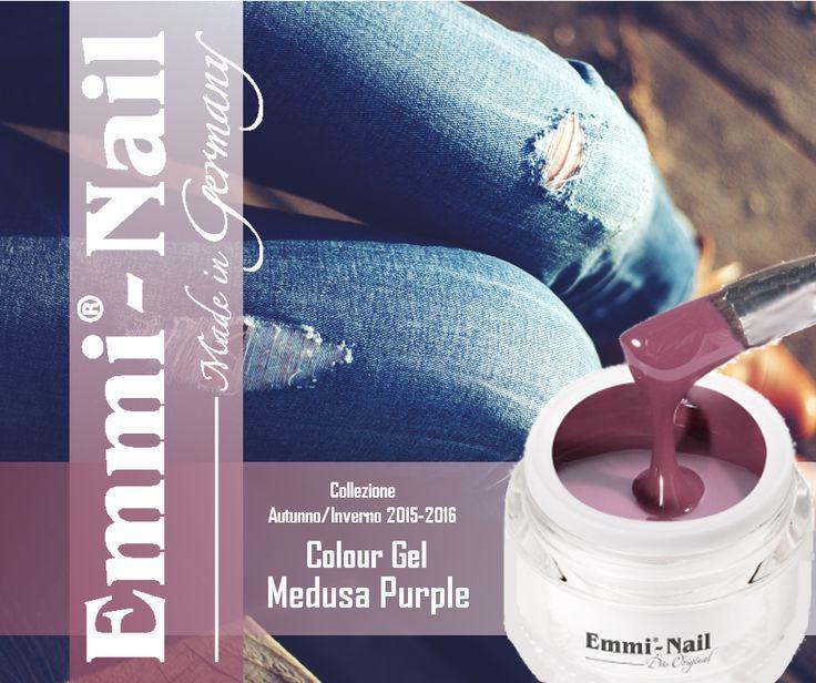 #ColourGel #EmmiNail #Collezione Autunno/Inverno 2015-2015
