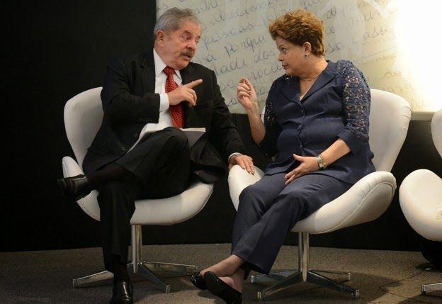 Folha Política: Dilma retira do Planalto últimos olheiros de Lula