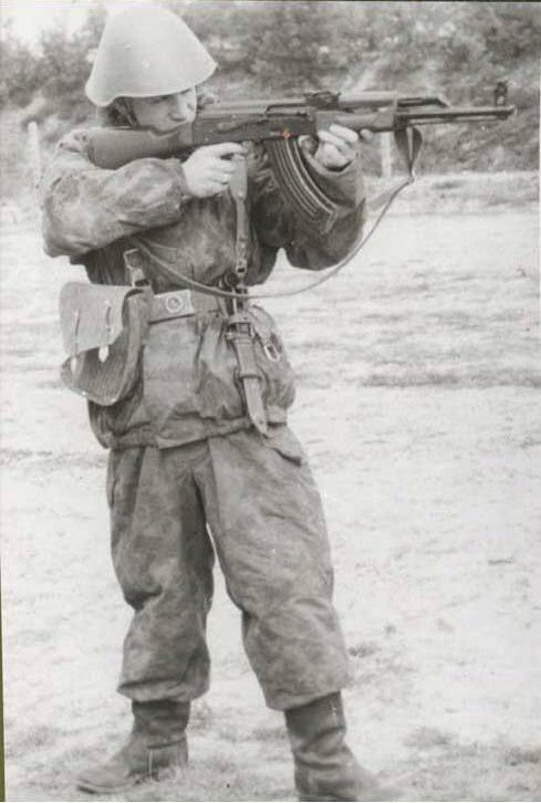 East german soldier