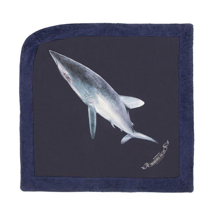 WWF Shark   Baby Towel - Sun of a Beach