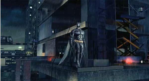 Gameloft lanza el juego de Batman: El Caballero de la Noche Asciende para iOS y Android.