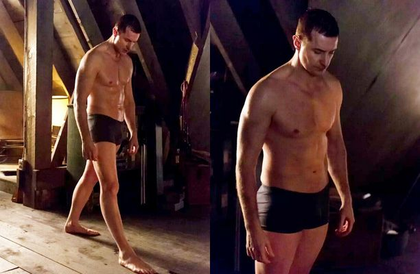 Richard Armitage as The Red Dragon in Hannibal