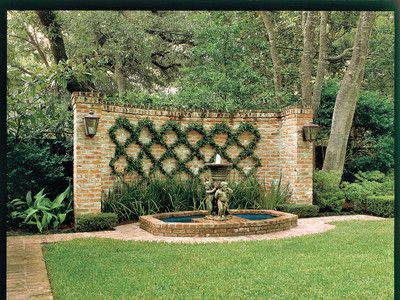 Blank Wall Solution: Easy Growing Vines | SouthernLiving