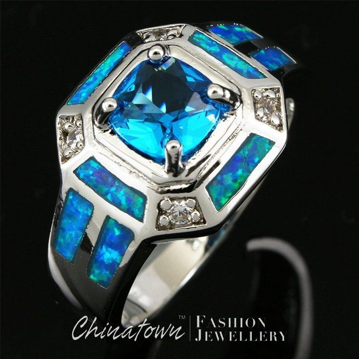 CUSHION CUT SAPPHIRE RING FOR CHRISTY