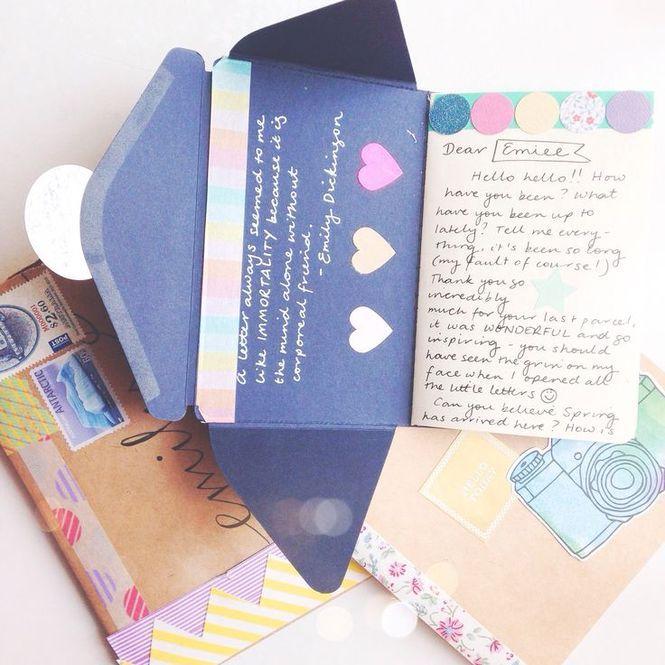 Как делается открытка обычная как почта, ведьмочки метле