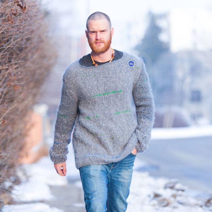 Origo pánsky pulovroško easy