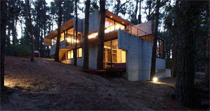 Levels House, Mar Azul, 2011 - BAK Arquitectos