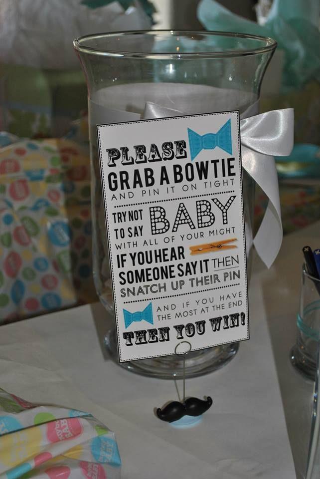 The 25+ best Bowtie baby showers ideas on Pinterest | Boy ...