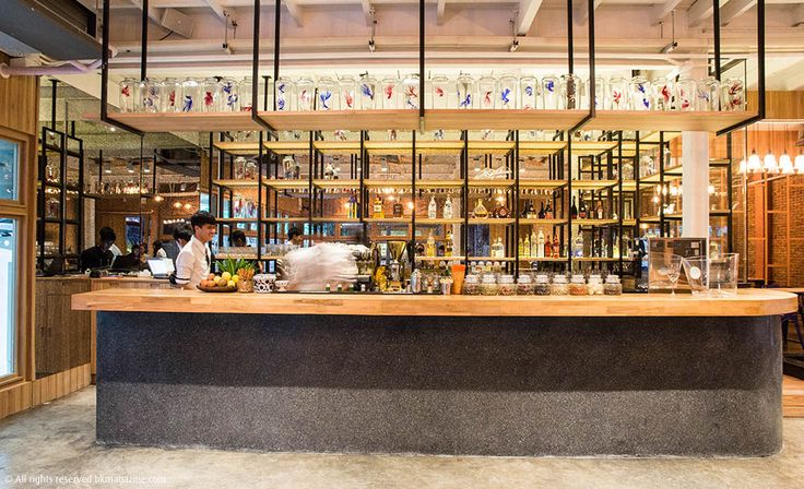 The buzz: Taking good ol' Thai street food level to the next level is red-hot. This year alone, there was the opening of David Thompson's Long Chim in Singapore (and a second one just opened in Perth) and that of Err (by Bo.lan's chefs) in Bangkok.