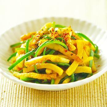 ピーマンとちくわの甘辛炒め | 吉田瑞子さんの小鉢の料理レシピ | プロの簡単料理レシピはレタスクラブニュース