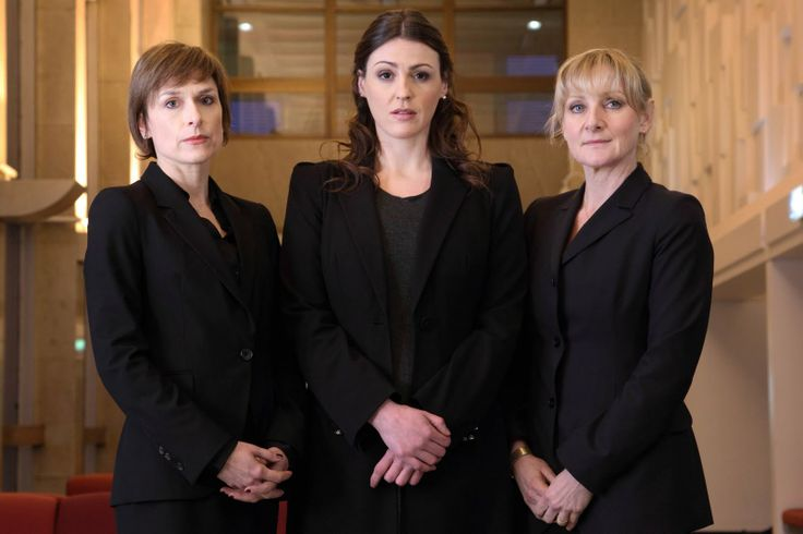 Crime Time Preview: Scott and Bailey with Suranne Jones and Lesley ...