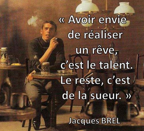 60 best brel images on pinterest words quote and poem - Jacques brel dans le port d amsterdam lyrics ...