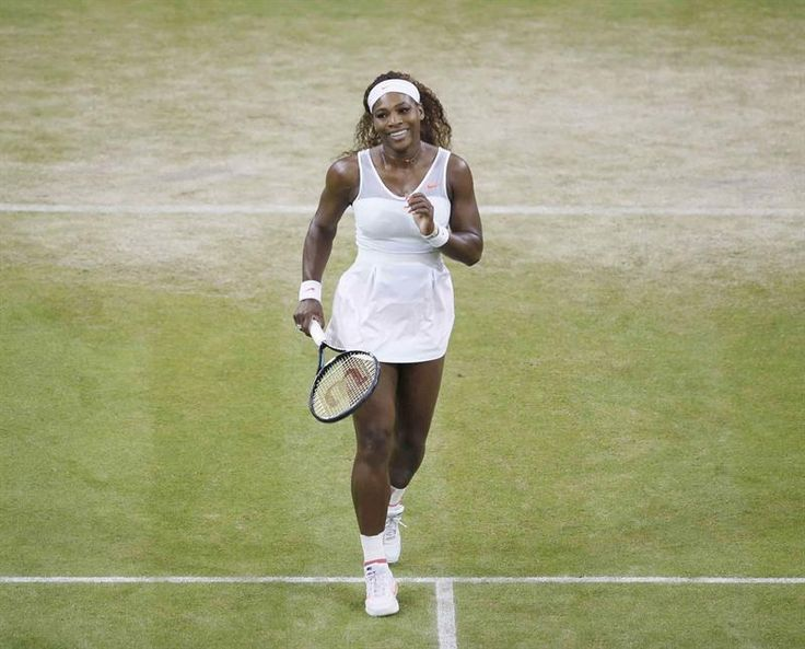 LONDON - The Championships Wimbledon ... 5X Champion & World #1 Serena Williams Wins 600th Career Match! Serena won her 3rd Round match v Kimiko Date-Krumm 6-2, 6-0 in 61 mins. #MileStone #TeamSerena
