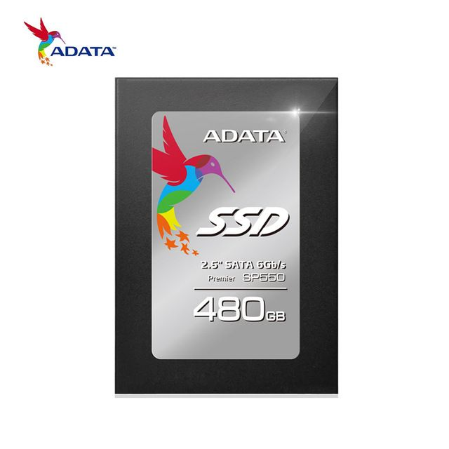 "ADATA SP550 SSD 480GB 240GB 120GB SATA3 Internal Solid State Hard Drive Disk SATAiii 2.5"" For Laptop Desktop 120 240 480 GB SDD"