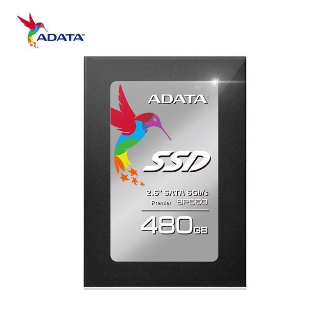 """ADATA SP550 SSD 480GB 240GB 120GB SATA3 Internal Solid State Hard Drive Disk SATAiii 2.5"""" For Laptop Desktop 120 240 480 GB SDD"""