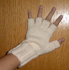 Mitaines à doigts