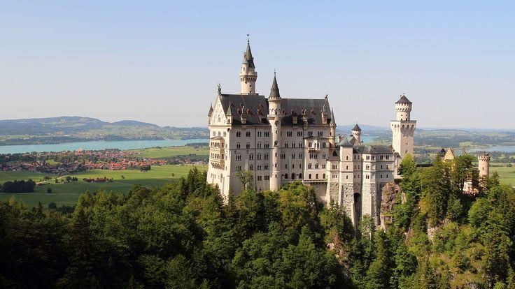 Most interesting castle!