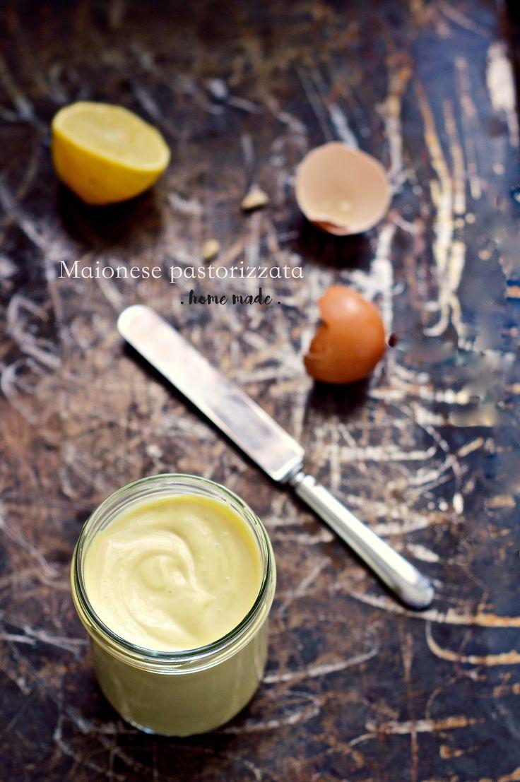 Maionese pastorizzata - Mayonnaise