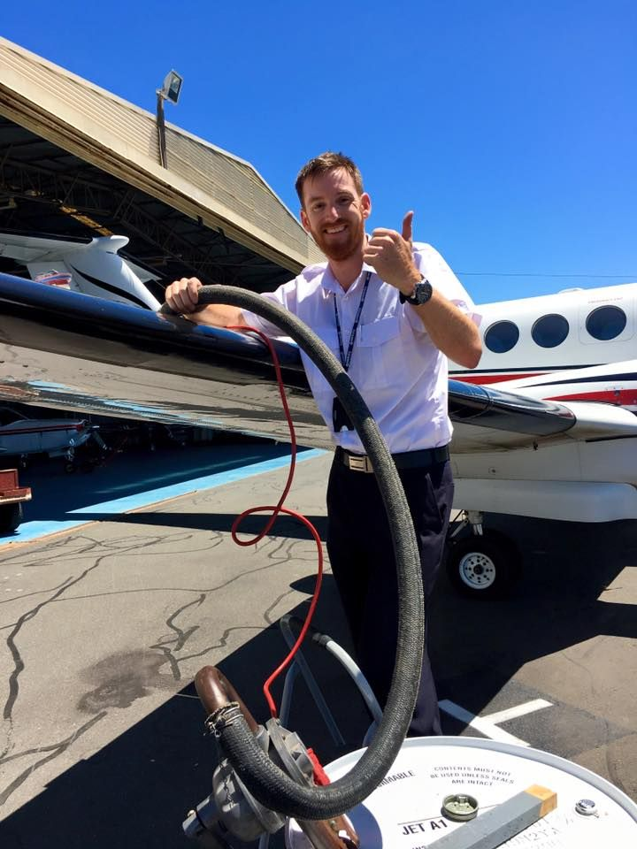 Darren completed his line check with us today! Welcome. https://www.facebook.com/KirkhopeAviationAirCharter/photos/a.325026630850587.85233.319455688074348/1093321810687728/?type=3