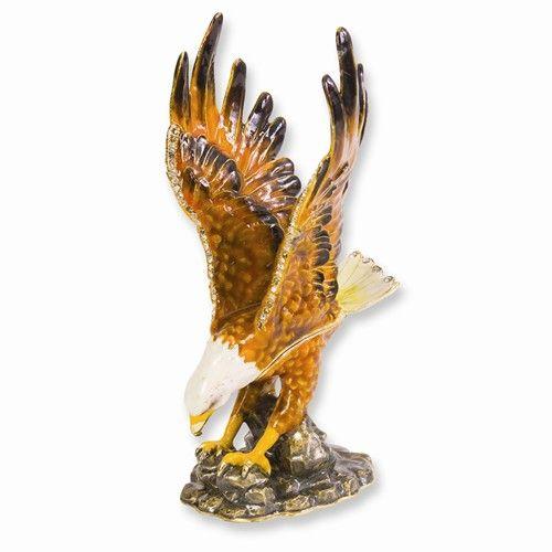 Eagle trinket box by Jere