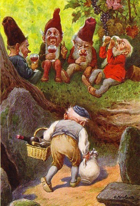 картинки для сказок о гномах эльфах и лилипутах этого