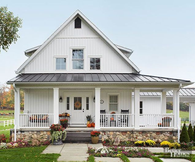 118 best Modern Farmhouse images on Pinterest Modern farmhouse