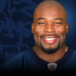 Israel Idonije - Defensive End Chicago Bears & Philanthropist will join the Force's season opener Apr 21st for the coin toss.