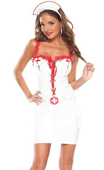 Women's Nurse Costume