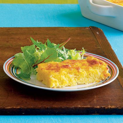 Cheesy Corn Casserole from Paraguay Recipe   Spoonful