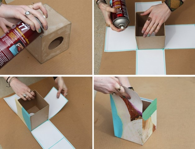 20 best kleenex boxes images on pinterest boxes tissue for Tissue box cover craft