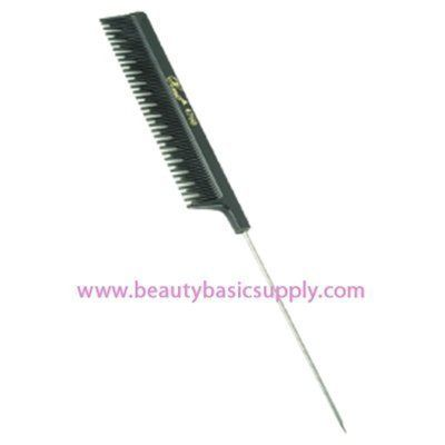 krest Metal Rat-Tail Teaser Comb -4760 12/pk * You can find more details by visiting the image link.