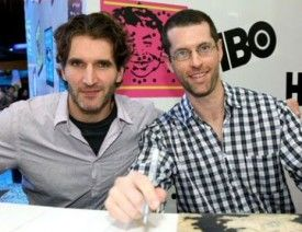 Q with David Benioff Dan Weiss Game of Thrones