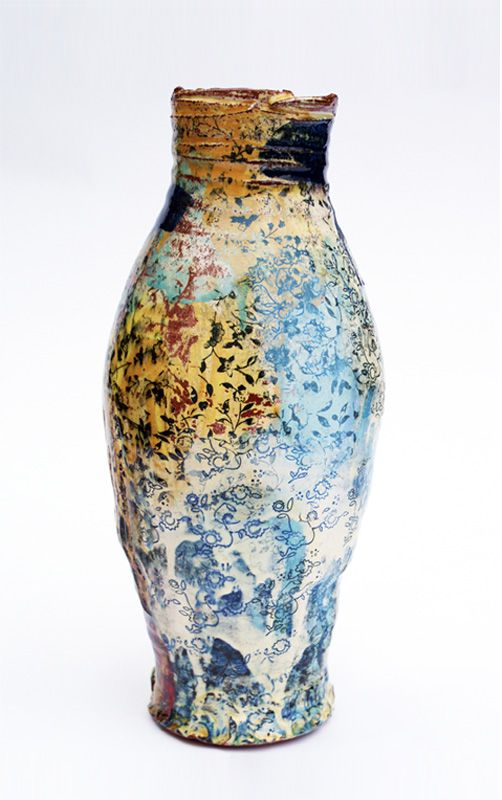 The work of Chris Taylor http://www.christaylorceramics.co.uk/