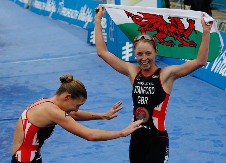 Triumphant Triathlete Non Stanford also makes the Sky and Sunday Times Sportswoman of the Year Award 2013