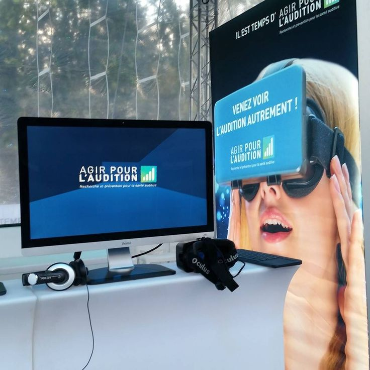 An awesome Virtual Reality pic! Monsieur K en collaboration avec @agence_winwin à développé une application oculus rift unique pour Agir Pour l'Audition. Venez vivre une expérience en 3d auditive et visuelle sur le stand d'agir pour l'audition. #oculus #rift #oculusrift #realitevirtuelle #agir #agirpourlaudition #event #evenementiel #agency #lifeagency #agencylife #advertising #adagency #viedagence #publicite #com #communication #agence #studio #studio3d #application #programme #bastille…