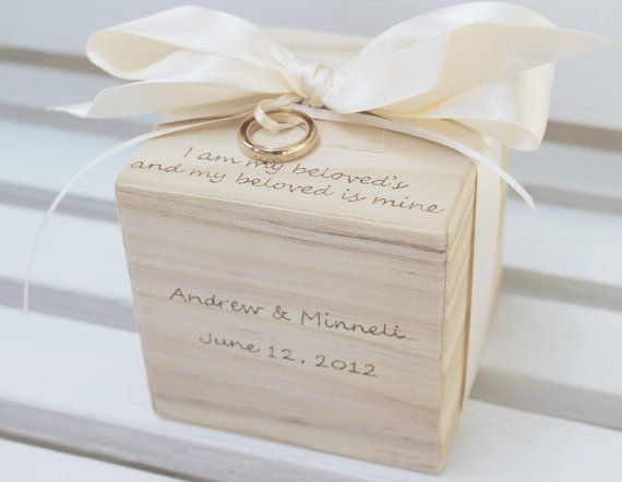 ring bearer alternative ring bearer block i am by naturallyaspen wedding pinterest. Black Bedroom Furniture Sets. Home Design Ideas
