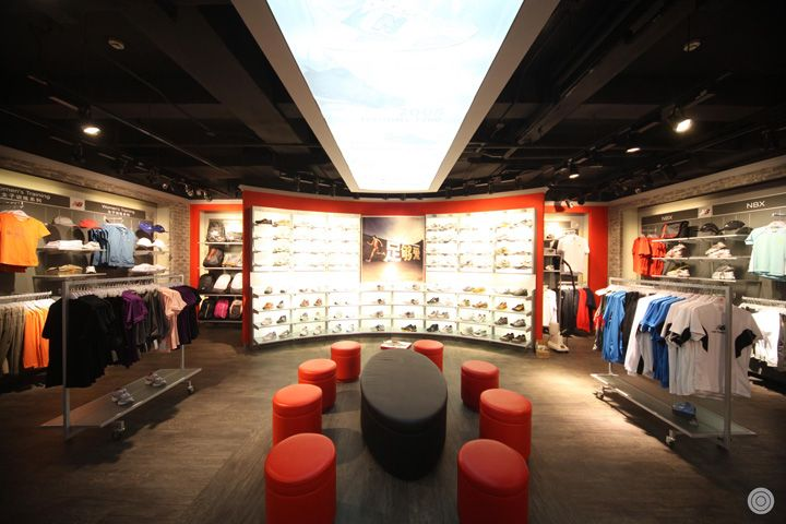 New Balance Experience Store, Beijing