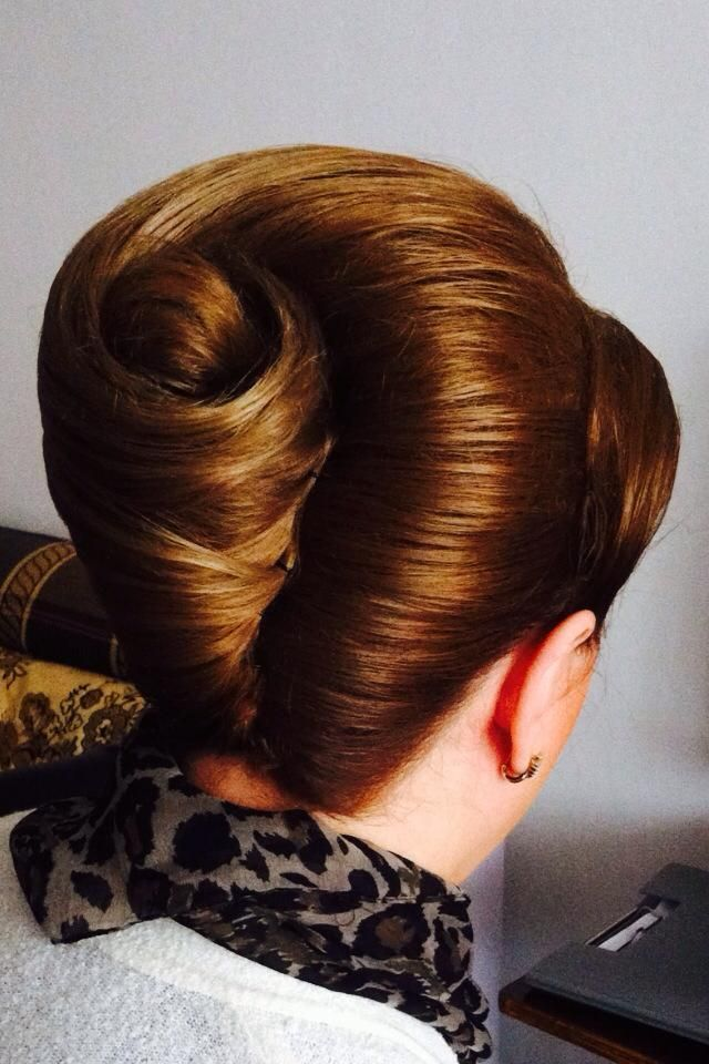 Pin Up Hairstyles With Braids