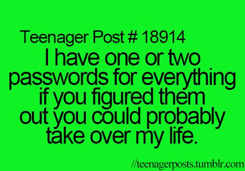 This is so true..., literally have four variations of the same word for everything.