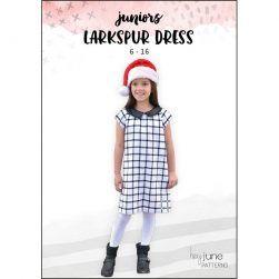 Larkspur Dress by Hey June Handmade