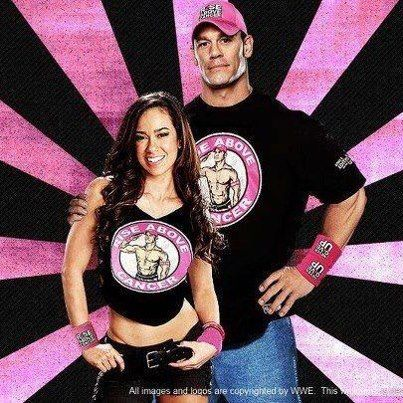 aj lee and john cena  | AJ AND JOHN - John Cena and AJ Lee Photo (32729605) - Fanpop fanclubs