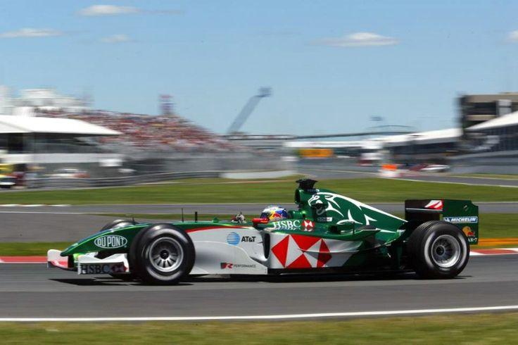2004 Magny-Cours HSBC Jaguar R5 - Cosworth Christian Klien