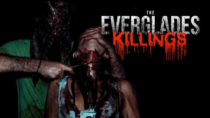 DecayMag.com. Ben Wilder, Ashley Billington, Jesus Roldan, Sean Therrien, Follow Through Productions. The Everglades Killings #EvergladesKillings #horror #foundfootage #indiehorror