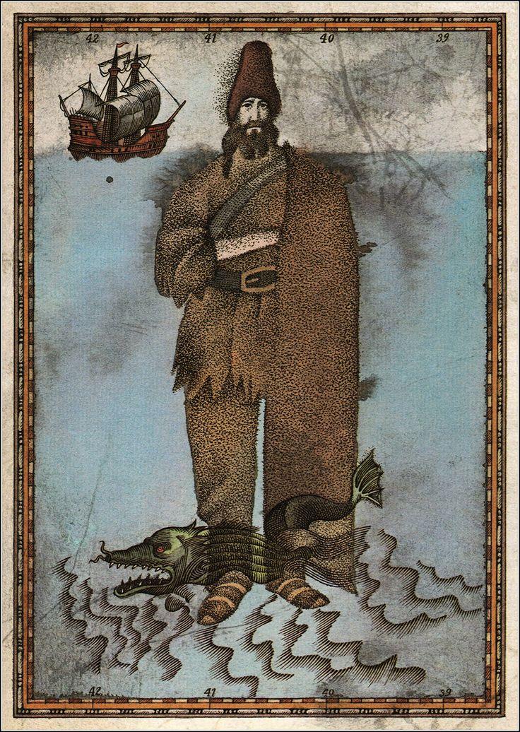 Adolf Born - Robinson Crusoe (Daniel Defoe)