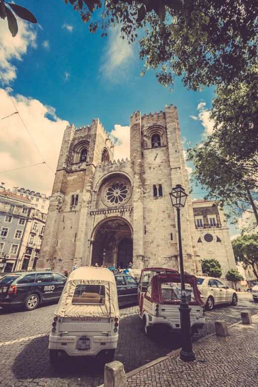Lisbon Cathedral (Sé de Lisboa), Lisbon http://www.teoinpixeland.ro/travel/lisbon-places-that-stole-my-heart